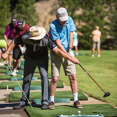 golf lessons graeagle california