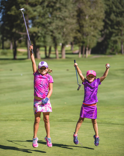 graeagle plumas pines kids golf camp